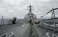 В Черное море войдет ракетный эсминец США