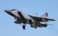 В России разбился военный истребитель