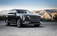 Mazda представила новое поколение кроссовера CX-9