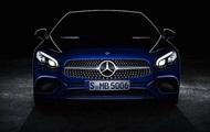 Mercedes показал дизайн обновленного родстера SL
