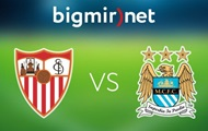 Севилья - Манчестер Сити 1:2 Онлайн трансляция матча Лиги чемпионов