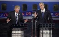 Джеб Буш назвал Трампа