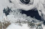 Север тает. Температура в Аркитке поднялась выше нуля