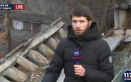 В Киеве обвалилась часть жилого дома
