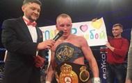 Вечер бокса в Киеве: Ефимович стал чемпионом Европы, победы Далакяна и Егорова