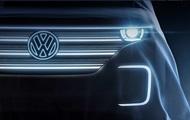 Volkswagen покажет в Вегасе концептуальный электровэн