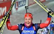 Биатлон: Юрлова выиграла гонку преследования, лучшая из украинок деватая