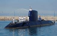 Израиль получил пятую немецкую подводную лодку
