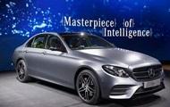 Mercedes представил новое поколение бизнес-седанов