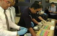 В Малайзии задержали украинку, перевозившую кокаин