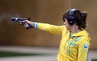 Украинка Костевич – чемпионка Европы по стрельбе из пистолета