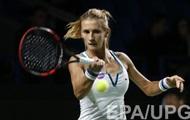 Украинская теннисистка Цуренко уступила в первом круге турнира в Дубае
