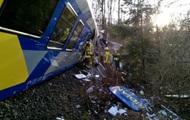 В Германии столкнулись два поезда: есть погибшие