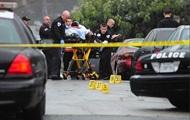 В Калифорнии произошла стрельба