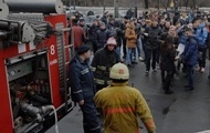В Киеве из-за пожара в общежитии эвакуировали сто человек