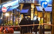 В Лондоне мужчина взял в заложники людей в ресторане
