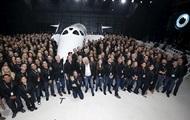 Virgin Galactic показала новый космический корабль