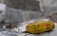 Почти две тонны кокаина конфисковали в Эквадоре