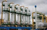 Украина поставила рекорд по запасам газа