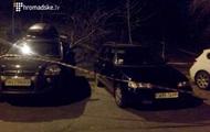 В Киеве подорвали автомобиль Парасюка