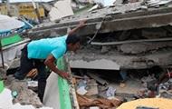 320 человек пропали без вести после землетрясения в Эквадоре