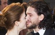 Актеры из Игры престолов вышли в свет как пара