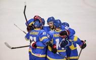 Хоккей: Сборная Украины разгромила Эстонию на чемпионате мира