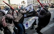 Протесты во Франции: в Париже задержаны более ста человек