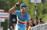 Джиро д'Италия. Нибали побеждает на 19-м этапе, Чавес возглавил общий зачет