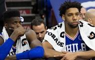 НБА. Филадельфия может обменять Окафора или Ноэля