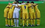 Отбор Евро U-21. Украина уступила сборной Македонии