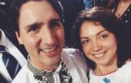 Премьер-министр Канады надел вышиванку