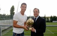Роналду продлит контракт с Реалом