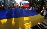 Россияне считают Украину врагом №2 - опрос