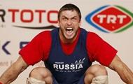 Сборная России по тяжелой атлетике не допущена к Олимпиаде