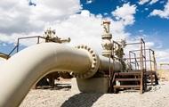 Транзит российского газа рекордно упал