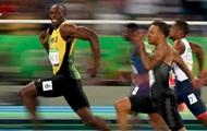 Легкая атлетика. Болт снова выигрывает 100 м