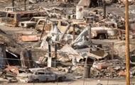 Лесной пожар в одном из районов Калифорнии локализовали