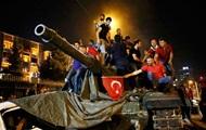 Мятеж в Турции стоил работы более 80 тысячам человек