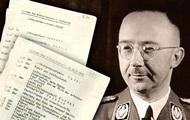 В России нашли дневники Генриха Гиммлера - СМИ