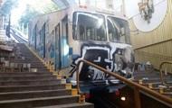 Запуск киевского фуникулера перенесли из-за вандалов