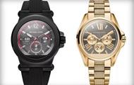 Michael Kors представил дизайнерские смарт-часы
