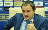 Павелко: следующий сбор национальной команды может пройти в Харькове