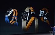 Представлены Apple Watch Series 2