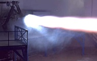 SpaceX впервые испытала двигатель для полета на Марс