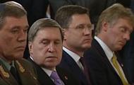 Песков заснул на выступлении Путина и Эрдогана