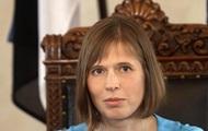 Президент Эстонии будет общаться с русскоязычным населением на их языке