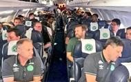 Бразильская футбольная команда разбилась на самолете