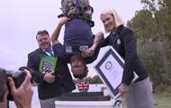 Британец установил мировой рекорд по прыжкам