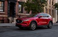 Mazda показала кроссовер CX-5 нового поколения